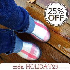 25% off your purchase all of December!! Code: HOLIDAY25  Get ready for the rain and snow!!! Boots by Twoality are the go-to footwear for all weather elements! #Rain #Snow #Footwear #GiftIdeas #Holiday