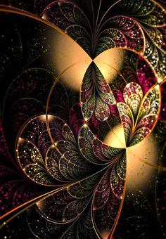 Such joy in beauty Fractal Images, Fractal Art, Fractal Design, Cellphone Wallpaper, Fantastic Art, Awesome, Psychedelic Art, Art Pictures, Wallpaper Backgrounds