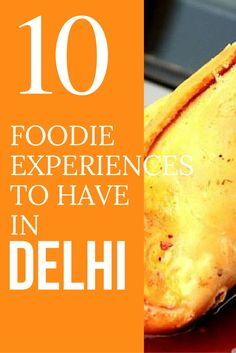 Looking for some wonderful food to try in New Delhi, India? Add to your list of things to do in Delhi by checking out these 10 street foods to try when you're there.  Time to give your taste buds an adventure they won't forget.