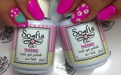 Sweet nails by Somfis team!!!
