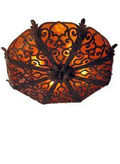 Chandelier Tallia S Spanish Colonial, Spanish Style, Vintage Pendant Lighting, Iron Chandeliers, California Style, Decorating Small Spaces, Moorish, Santa Barbara, Wrought Iron