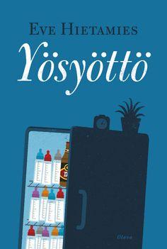 Title: Yösyöttö | Author: Eve Hietamies | Designer: Markus Pyörälä Brain Book, Book Design Inspiration, Books To Read, Literature, Believe, Action, Change, How To Plan, Website