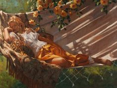 La influencia de Sargent: Richard S. Johnson Golden dreams