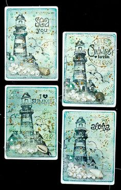 Noor! Design atc cards