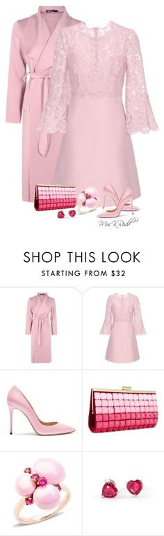 """""""Ruby Love"""" by mrskrodd ❤ liked on Polyvore featuring Boohoo, Valentino, INC International Concepts and Pomellato"""