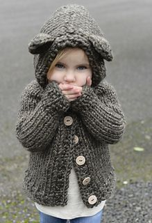 Ravelry: Bladyn Bear Sweater pattern by Heidi May