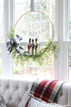 Christmas Tour 2017! | Less Than Perfect Life of Bliss | home, diy, travel, parties, family, faith #indoorchristmasdecor