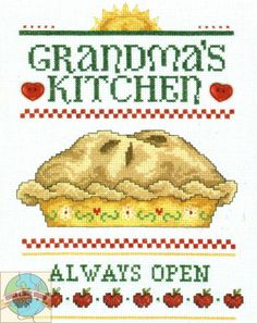 Grandma's Kitchen - thoughts: cookbooks, books on collections (eg Collectormania), poppy workshops (Oct/Nov), letter or journal writing?  Papercraft?