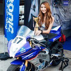 VOLTRONIC ZEUZ Racing Team debut at All Thailand Superbike Championship 2016 with Yamaha R1, R3 and R6.   Tag voltronic voltronic gmbh voltronic germany voltronic thailand zeuz superbike performance voltronic granturismo xm racing motor oil voltronic e59 ceramic engine protector voltronic น้ำมันเครื่อง yamaha r1 yamaha r3 yamaha r6 bira circuit pattaya thailand