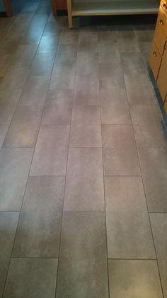New Flooring In Kitchen Trafficmaster Ceramica In