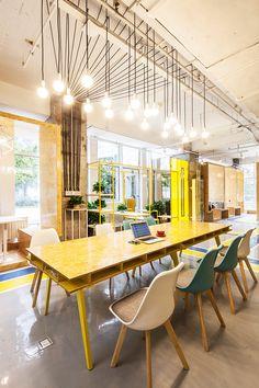 MATT Office Workspace