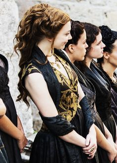New still of Margaery Tyrell in Game of Thrones Season 5 [x]