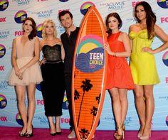 Pretty Little Liars - Teen Choice Awards 2012