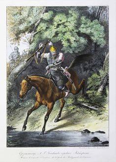 Circassian horseman