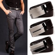 men s fashion leather belt Men s Belts 87ff6622cda2