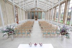 Weddings at Kew Gardens - View of the Nash Conservatory by Kew on Flickr, via Flickr