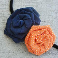 Auburn headband