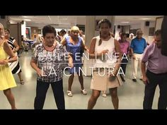 Baile en Linea - La Cintura - YouTube Day Of My Life, Zumba, Role Models, Youtube, Gym, Beach, Fitness, Physical Therapy, Line Dance