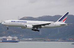 Boeing 777-228ER (Air France) Franca