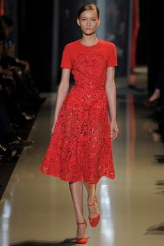 Elie Saab Couture. Repin your favorite #NYFW looks to get them from the Runway to #RTR!