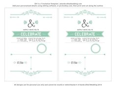 Image for Wedding Invitations Templates Word Free wallpaper