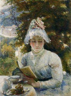 'Afternoon Tea', Marie Bracquemond