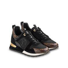 Cadeau de Saint-Valentin de luxe pour Femme - Sneaker Run Away Femme Souliers | LOUIS VUITTON