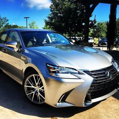 Atomic Silver #Lexus GS350. Love it. #lexusgs #newarrival #lexusdominion #nplexusdominion #salexus #boernelexus #lexuslove #lexuslife #lexusluxury