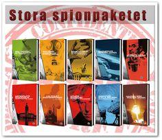 10 spionböcker