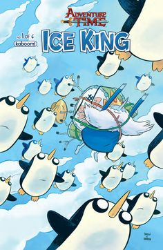 is launching a new Adventure Time miniseries in January. Move over Marceline, it's the Ice King's time to shine! Adventure Time Anime, Ice King Adventure Time, Adventure Time Wallpaper, Adventure Time Gunter, Cartoon Cartoon, Cartoon Shows, Cartoon Drawings, Princesse Chewing-gum, Abenteuerzeit Mit Finn Und Jake