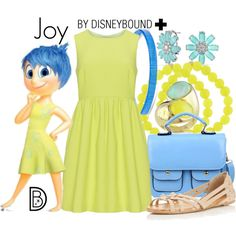Disney Bound - Joy