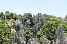 Stone Forrest in Kunming