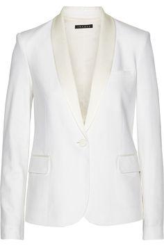 Theory|Simkrah stretch-gabardine blazer|NET-A-PORTER.COM