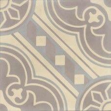 Moroccan Encaustic Cement Pattern Pre Sealed gr15