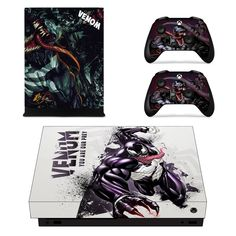 Faceplates, Decals & Stickers Flight Tracker Xbox One X Battle Front Ii Skin Sticker Console Decal Vinyl Xbox One Controller