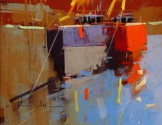 Safe Harbour by tony allain