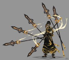Marianne Bal in 2020 Fantasy Character Design, Character Creation, Character Design Inspiration, Character Concept, Character Art, Anime Weapons, Fantasy Weapons, Dnd Characters, Fantasy Characters