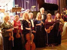 Reel of Seven were the musicians for the Asilomar Weekend 2014's Saturday Night Ball