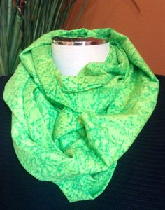 Infinity Scarf that goes with so much.