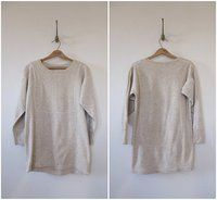 oatmeal cotton wool blend thermal by greatestfriend Wool Blend, Tunic Tops, Comfy, Fancy, Trending Outfits, My Style, Oatmeal, Sweaters, Cotton