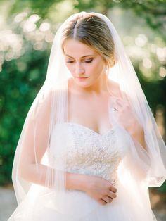 Garden Wedding Ideas. Weddings at Brookgreen Gardens - Murrells Inlet www.pashabelman.com  Charleston Wedding Photography Gorgeous bridal portraits | Hair Style