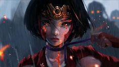 | Save & Follow | Mumei • Live Wallpaper • Kabaneri of the Iron Fortress • Koutetsujou no Kabaneri