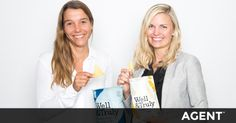 Sara and Maria Trechman, co-founders of the Well & Truly healthy snacks brand, chat with AGENT about their mission to get the UK to eat well and live truly.