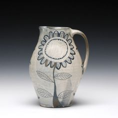 Schaller Gallery : Exhibition : Adroit - skillful use of the hands and mind : Matthew Metz : Pitcher