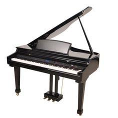 Artesia AG-40 Baby Grand Digital Piano Bundle
