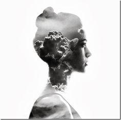© Aneta Ivanova   Aneta Ivanovaes una fotógrafa búlgara (nacida en Varna, donde vive y trabaja) que realiza principalmente fotografías con doble exposición combinando a la perfección la belleza de la arquitectura, el paisaje y el cuerpo humano, en sus retratos surrealistas de la naturaleza o entornos urbanos dentro de siluetas de forma femenina.