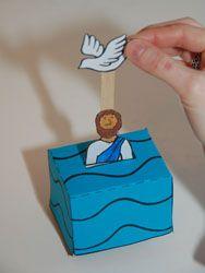 1000 images about john the baptist on pinterest john for John the baptist craft for kids
