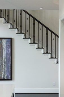 Modern & Contemporary Stair Remodel Ideas
