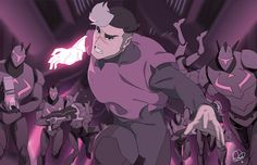 Voltron - Prison Break Shiro from killertune