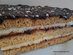 Honey Cake, Polish Recipes, Tiramisu, Sweets, Baking, Ethnic Recipes, Food, Gucci, Christmas